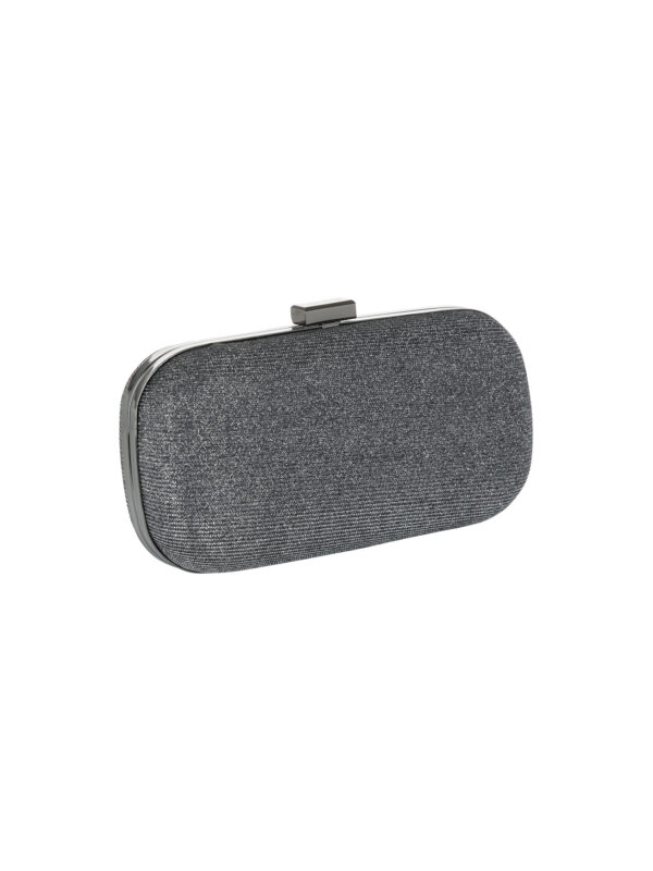 Clutch Charcoal Klein